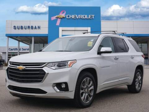 2018 Chevrolet Traverse for sale at Suburban Chevrolet of Ann Arbor in Ann Arbor MI