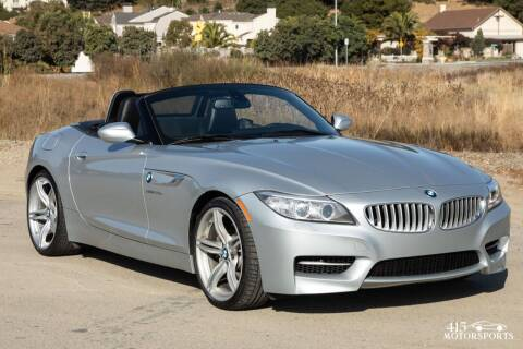 2015 BMW Z4 for sale at 415 Motorsports in San Rafael CA