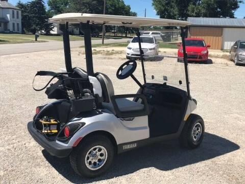 2020 Yamaha Electric Golf Car for sale at Curry's Body Shop in Osborne KS