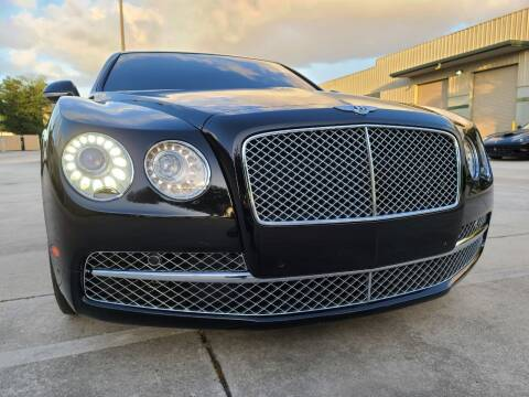 2016 Bentley Flying Spur for sale at Monaco Motor Group in Orlando FL