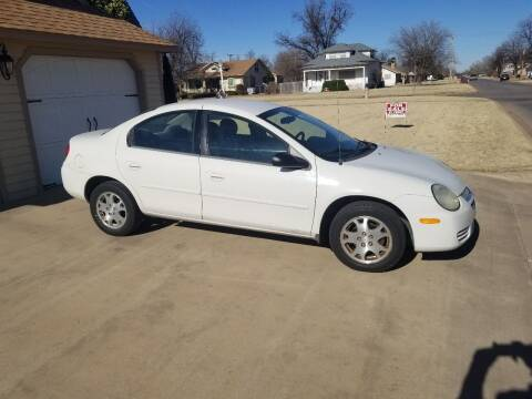 2005 Dodge Neon for sale at Eastern Motors in Altus OK
