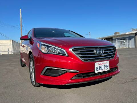 2016 Hyundai Sonata for sale at Approved Autos in Sacramento CA