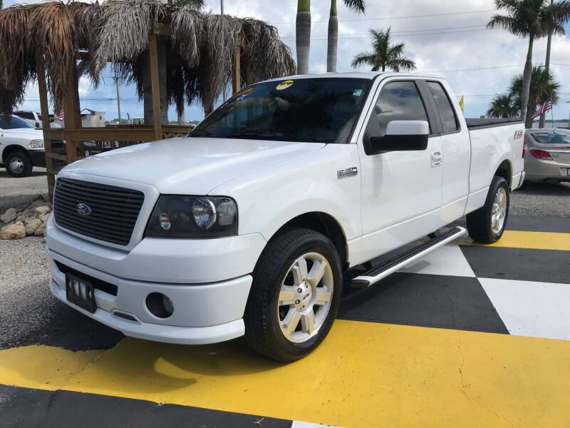 2007 Ford F-150 for sale at D&S Auto Sales, Inc in Melbourne FL