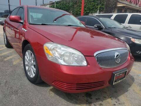 2009 Buick Lucerne for sale at USA Auto Brokers in Houston TX