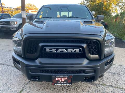 2017 RAM Ram Pickup 1500 for sale at Best Cars R Us in Plainfield NJ