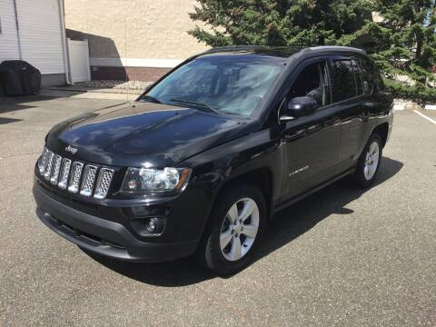 2017 Jeep Compass for sale at Bromax Auto Sales in South River NJ