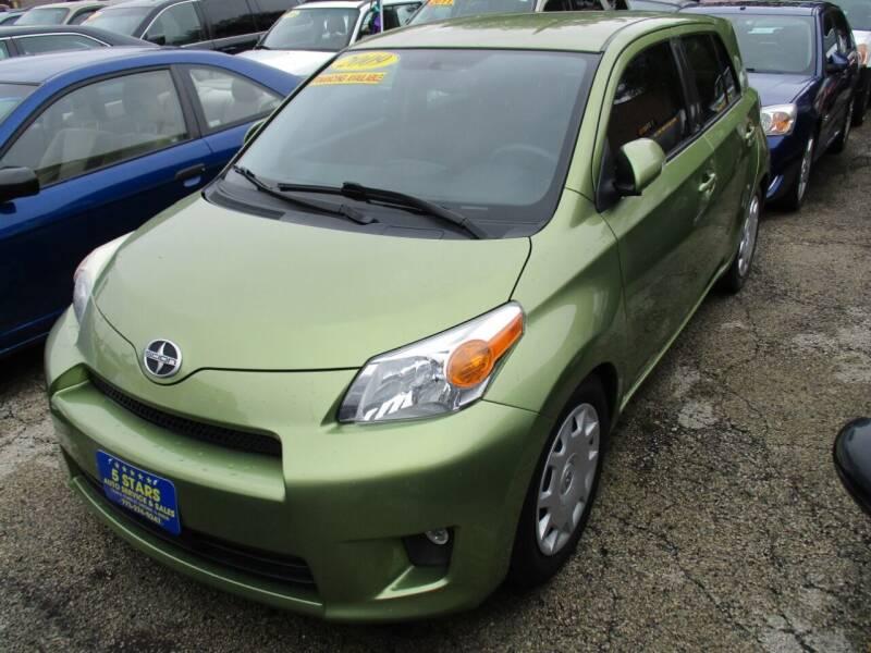 2009 Scion xD for sale at 5 Stars Auto Service and Sales in Chicago IL