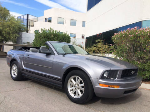 2007 Ford Mustang for sale at Nevada Credit Save in Las Vegas NV