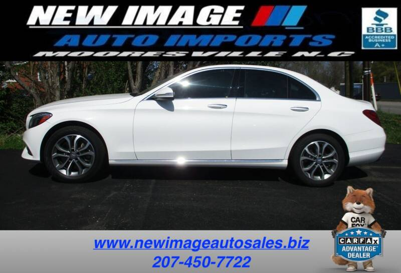 2015 Mercedes-Benz C-Class for sale at New Image Auto Imports Inc in Mooresville NC