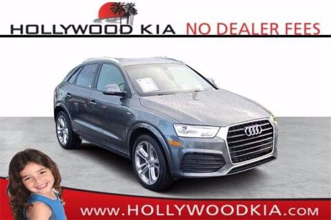 2018 Audi Q3 for sale at JumboAutoGroup.com in Hollywood FL
