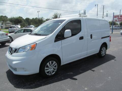 2019 Nissan NV200 for sale at Blue Book Cars in Sanford FL