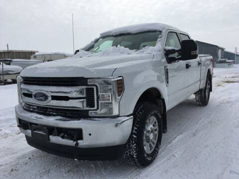 2019 Ford F-250 Super Duty for sale at Canuck Truck in Magrath AB