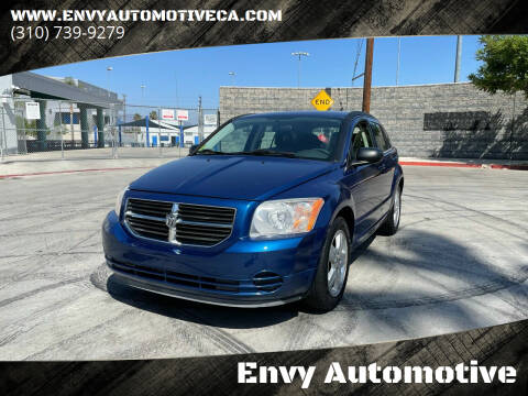 2009 Dodge Caliber for sale at Envy Automotive in Studio City CA