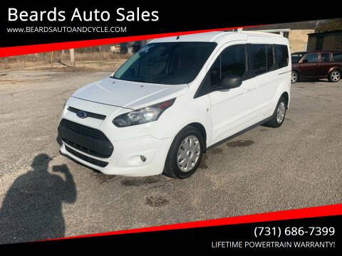2015 Ford Transit Connect Wagon for sale at Beards Auto Sales in Milan TN
