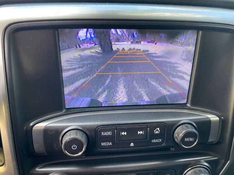 2015 Chevrolet Silverado 1500 4x4 LT 4dr Crew Cab 6.5 ft. SB - Fort Lauderdale FL