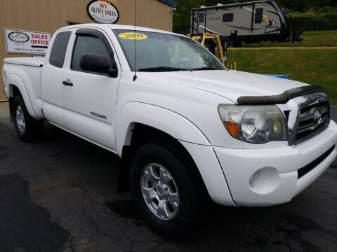2009 Toyota Tacoma for sale at W V Auto & Powersports Sales in Cross Lanes WV