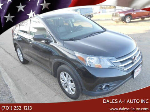 2012 Honda CR-V for sale at Dales A-1 Auto Inc in Jamestown ND