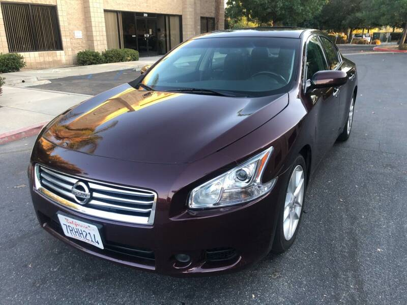 2014 Nissan Maxima for sale at Faith Auto Sales in Temecula CA