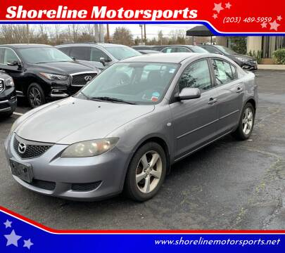 2005 Mazda MAZDA3 for sale at Shoreline Motorsports in Waterbury CT