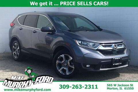 2017 Honda CR-V for sale at Mike Murphy Ford in Morton IL