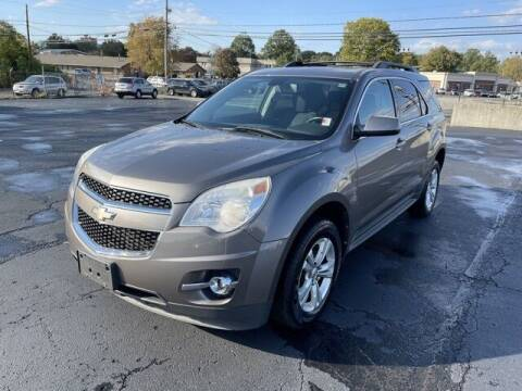 2010 Chevrolet Equinox for sale at MATHEWS FORD in Marion OH