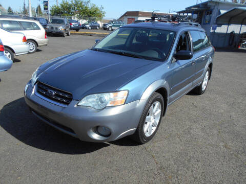 2006 Subaru Outback for sale at Family Auto Network in Portland OR