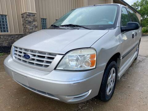 2005 Ford Freestar for sale at Prime Auto Sales in Uniontown OH