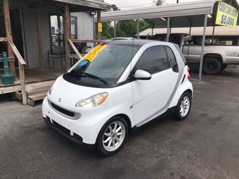 2008 Smart fortwo for sale at Texas 1 Auto Finance in Kemah TX