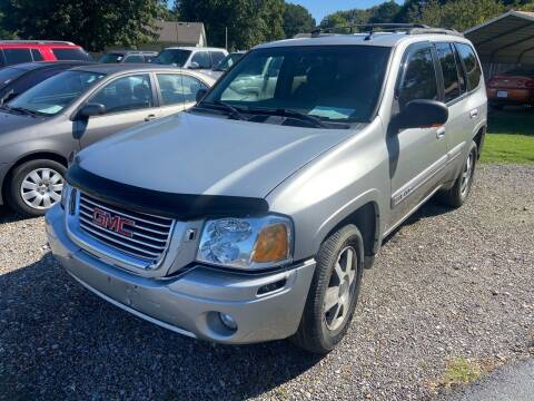 2004 GMC Envoy for sale at Sartins Auto Sales in Dyersburg TN