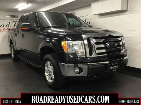 2012 Ford F-150 for sale at Road Ready Used Cars in Ansonia CT
