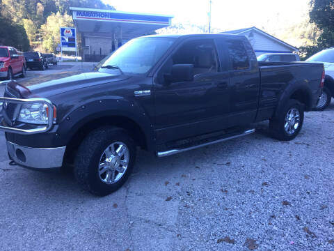2006 Ford F-150 for sale at Clark's Auto Sales in Hazard KY