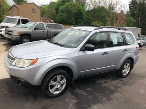 2012 Subaru Forester for sale at Fellini Auto Sales & Service LLC in Pittsburgh PA