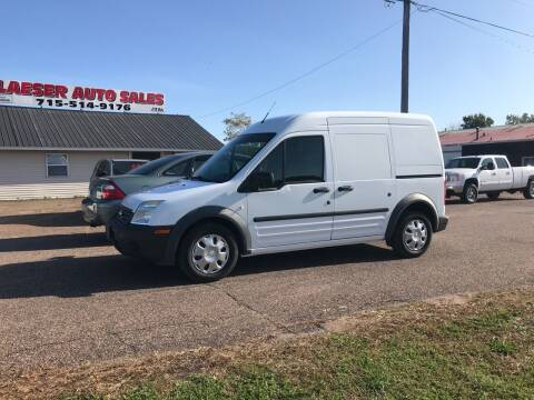 2012 Ford Transit Connect for sale at BLAESER AUTO LLC in Chippewa Falls WI