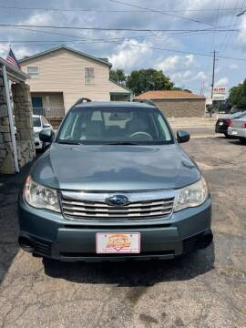 2009 Subaru Forester for sale at DestanY AUTOMOTIVE in Hamilton OH