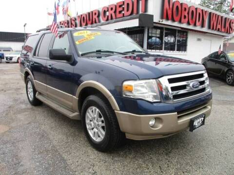 2011 Ford Expedition for sale at Giant Auto Mart 2 in Houston TX