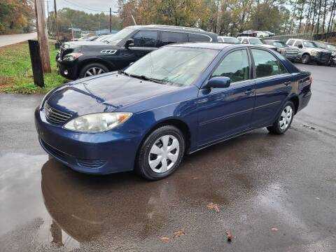 2005 Toyota Camry for sale at GA Auto IMPORTS  LLC in Buford GA