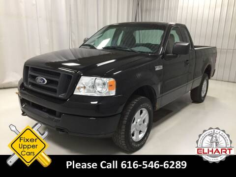 2005 Ford F-150 for sale at Elhart Automotive Campus in Holland MI