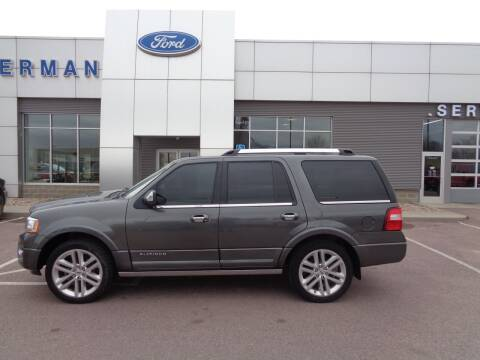 2017 Ford Expedition for sale at Herman Motors in Luverne MN