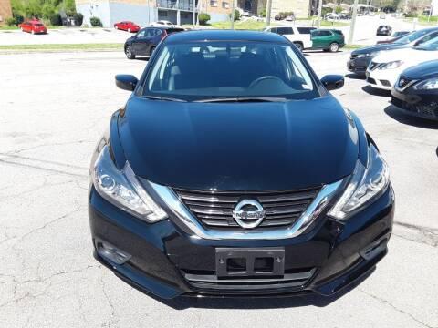 2017 Nissan Altima for sale at Auto Villa in Danville VA
