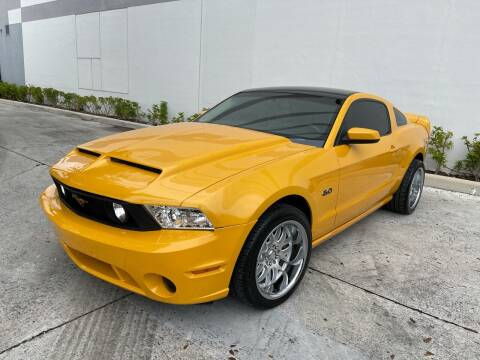 2011 Ford Mustang for sale at Auto Beast in Fort Lauderdale FL