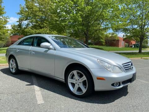 2006 Mercedes-Benz CLS for sale at Godwin Motors in Laurel MD