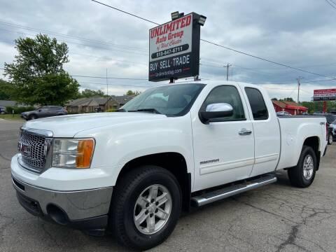 2009 GMC Sierra 1500 for sale at Unlimited Auto Group in West Chester OH