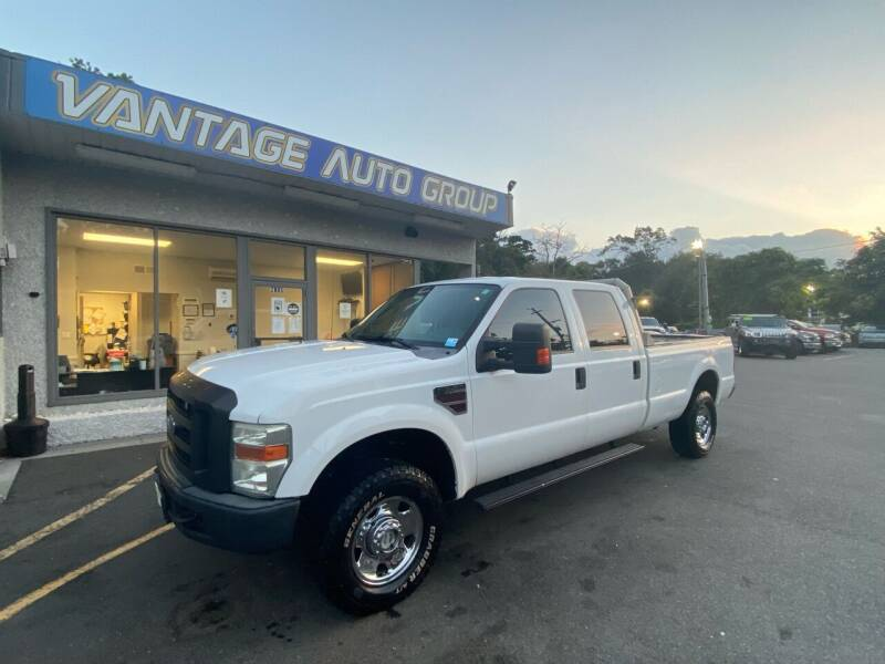 2008 Ford F-350 Super Duty for sale at Vantage Auto Group in Brick NJ