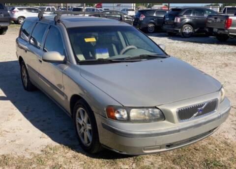 2002 Volvo V70 for sale at Cobalt Cars in Atlanta GA