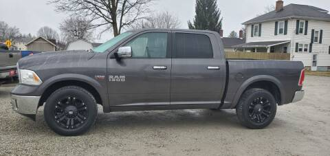 2014 RAM Ram Pickup 1500 for sale at MIKE'S CYCLE & AUTO in Connersville IN