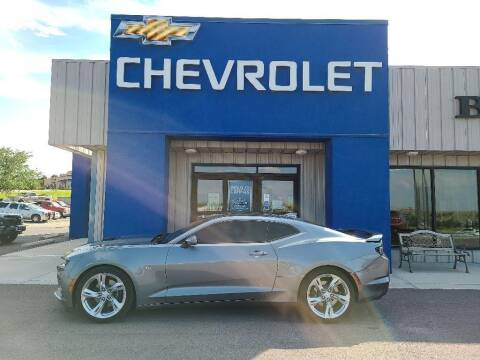 2019 Chevrolet Camaro for sale at Tommy's Car Lot in Chadron NE