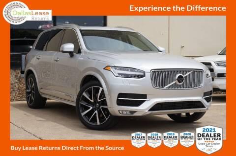 2019 Volvo XC90 for sale at Dallas Auto Finance in Dallas TX