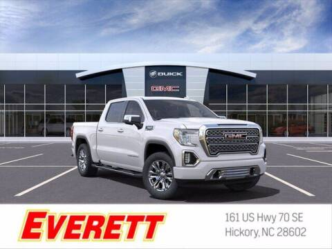 2021 GMC Sierra 1500 for sale at Everett Chevrolet Buick GMC in Hickory NC