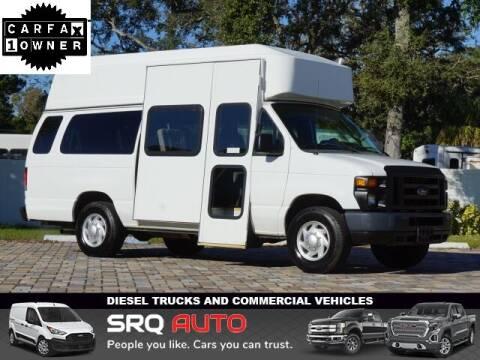 2011 Ford E-Series Cargo for sale at SRQ Auto LLC in Bradenton FL