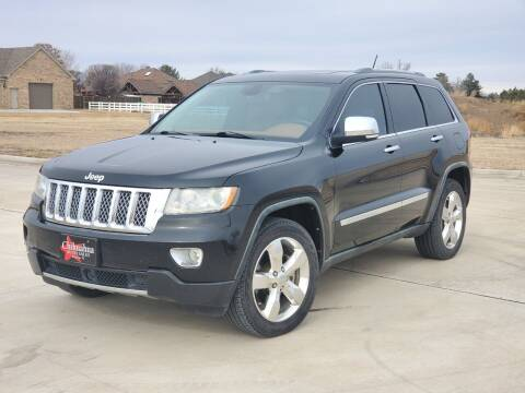 2012 Jeep Grand Cherokee for sale at Chihuahua Auto Sales in Perryton TX